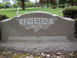 Elsie A. <i>Schultz</i> Leverenz