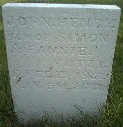 John Henry Yutzy