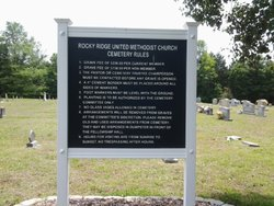 Rocky Ridge United Methodist Church Cemetery
