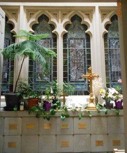 Foundry Methodist Church Columbarium