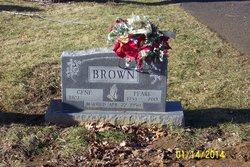 Margaret Pearl Pearl <i>Thompson</i> Brown