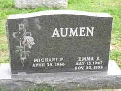 Emma K. <i>Lingg</i> Aumen