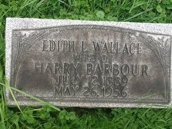 Edith L <i>Wallace</i> Barbour