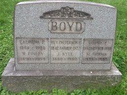 Laura C <i>Foster</i> Boyd