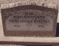 Pedro Carlos Martinez