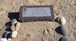 L Marian Hamilton