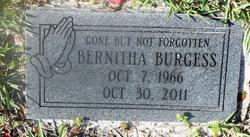 Bernitha Burgess