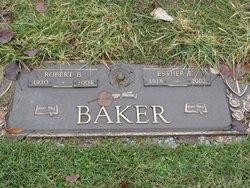 Esther E Baker