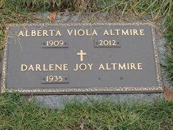 Alberta Viola Altmire