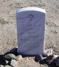 Jessie E W Watkins