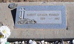 Harriet Handley