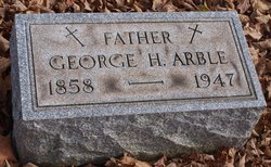 George Howard Arble