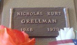 Nicholas Kurt Grellman