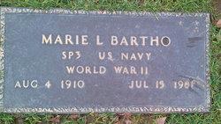 Marie L Bartho