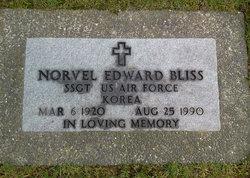 Norvell Edward Bliss