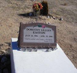 Dorothy Lillian Easton