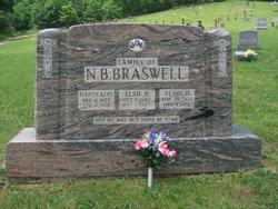 Pearl Deloma <i>Braswell</i> Bennett