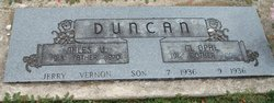 Mary Opal <i>Dougherty</i> Duncan