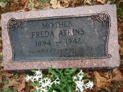 Freda <i>Schaffner</i> Atkins