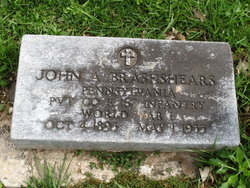 John A Brashears