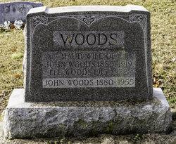 Maud <i>Anderson</i> Woods