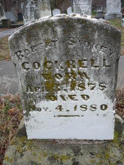 Robert Sidney Cockrell