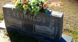 Lillie <i>Martin</i> Reynolds