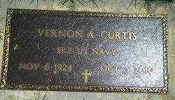 Vernon A Curtis