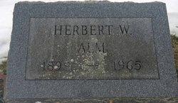 Herbert William Alm