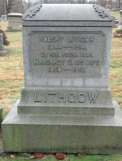 Margaret <i>Scarlett</i> Lithgow