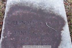 Evelyn Marie <i>Brooks</i> Adkins