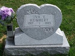 Iva E <i>Smith</i> Humbert