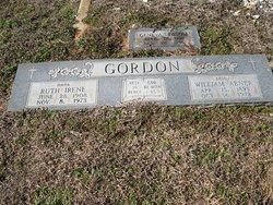 William Abner Gordon, Sr