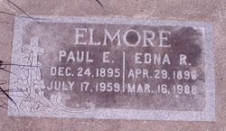 Paul Edward Elmore