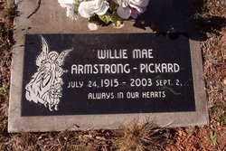 Willie Mae <i>Wade</i> Armstrong
