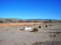 Chihuahua Bible Chapel Cemetery