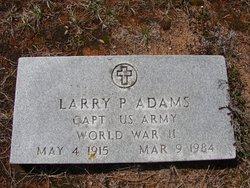 Larry Paige Adams