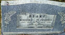 Charlotte Blake