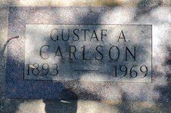 Gustaf A Carlson