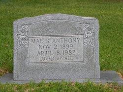 Mae B Anthony