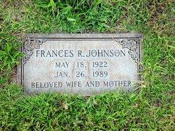 Frances Ellen <i>Riley</i> Johnson