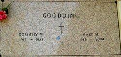Mary Margaret Goodding