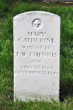 Mary Catherine <i>Kennedy</i> Chinnis