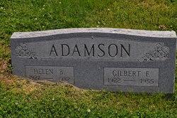 Helen B. <i>Cook</i> Adamson