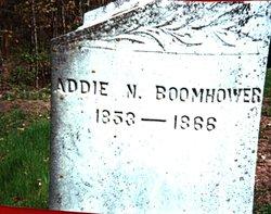Adelaide Nancy Addie Boomhower