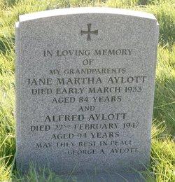 Alfred Aylott