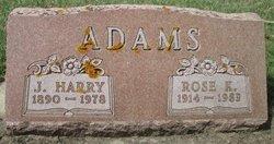J. Harry Adams