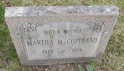 Martha M. Copeland