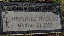 Refugio H. Infant Cano