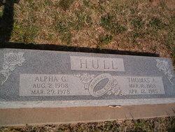 Thomas Albery Hull
